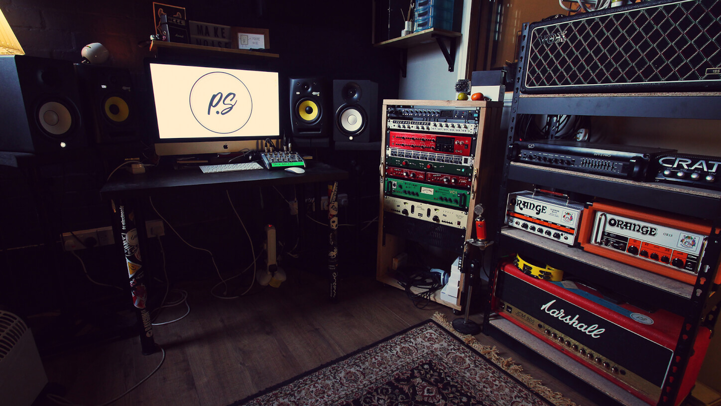 How To Build A Recording Studio   Audient