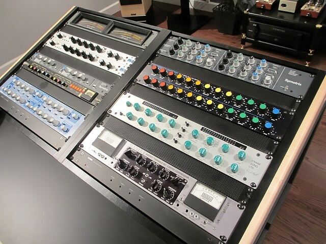 Analogue Mastering for the Digital Age - Audient
