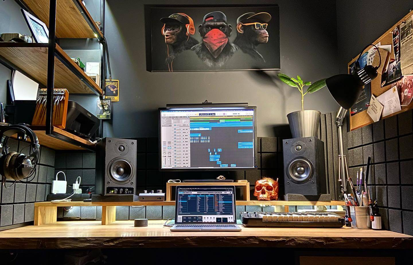 Building A Home Studio On A Budget   Audient